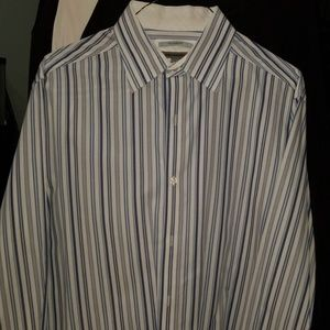 Mens casual button shirt